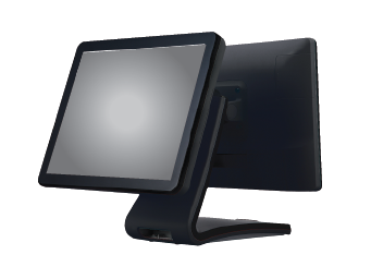 "Sam4s 15"" Rear LCD Customer Display"
