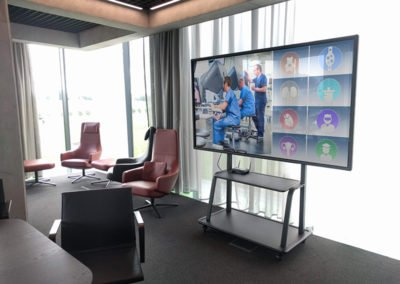 4K Large Format Commercial Displays
